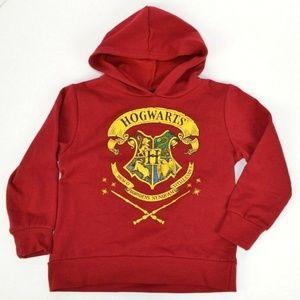 Harry Potter Little Boy's Hogwarts Hoodie NWOT